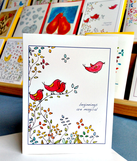 """Songbirds: """"Beginnings are magical"""" #225"""