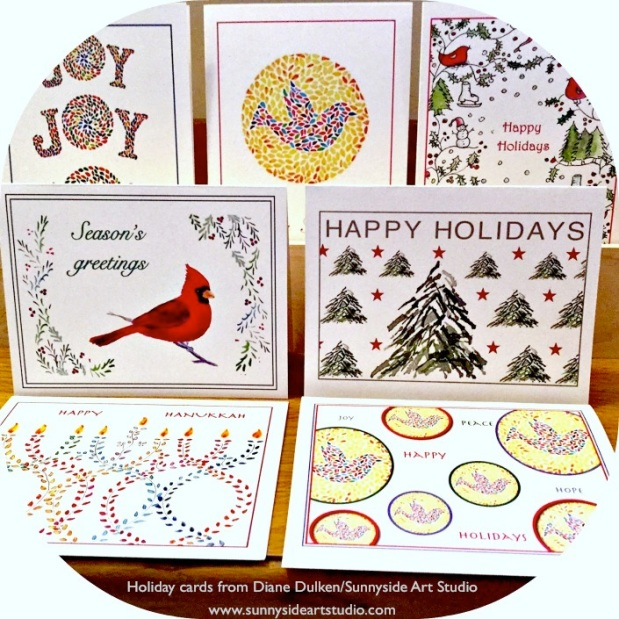2016 Holiday greeting cards are here