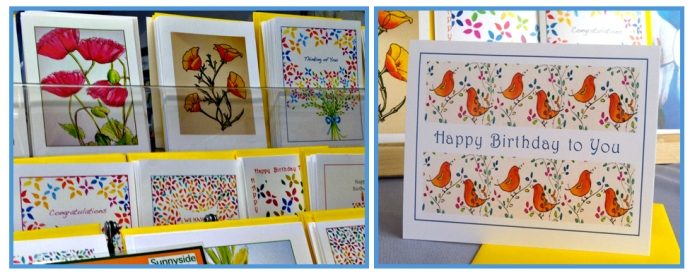 Sunnyside Art Studio Delightful 100 Recycled Paper Greeting Cards