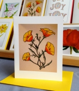 California Poppies #103